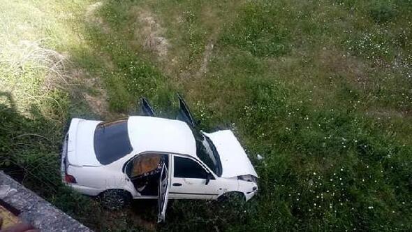 Besnide kaza: 4 yaralı