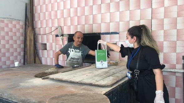 Ceyhan Belediyesinden muhtar ve fırıncılara bayram ziyareti