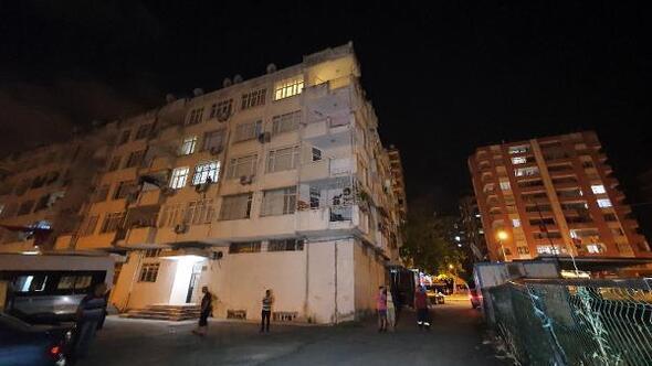 4üncü kattan düşen Elanur, yaralandı