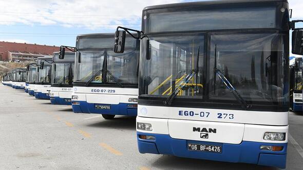 Yoğun bölgelere takviye otobüs