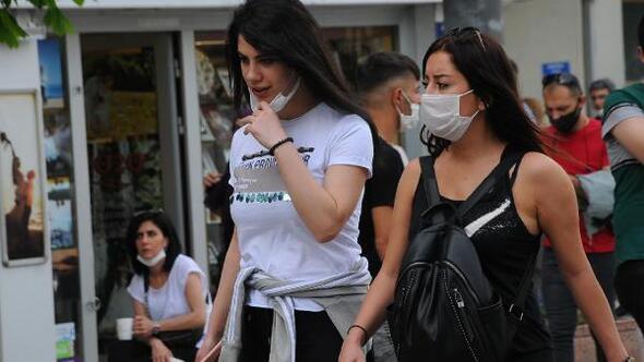 Eskişehir Sağlık Müdürü Bilgeden maske uyarısı
