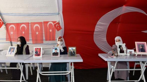HDP önündeki eylemde 274üncü gün