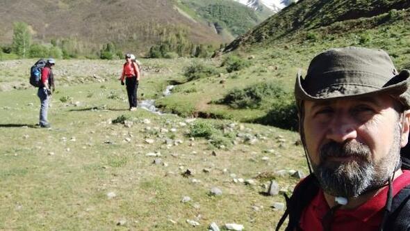 Bingöldeki dağcılardan Şeytan Dağına tırmanış