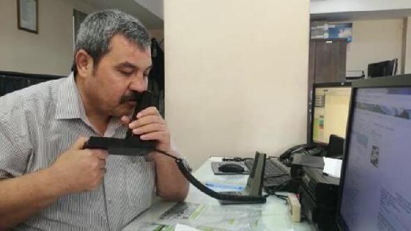 Zonguldakta, polis memuru veda anonsuyla emekliye ayrıldı