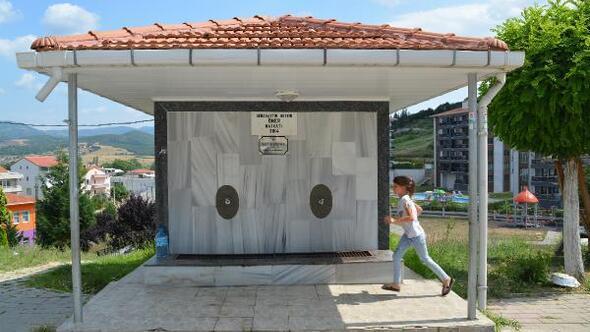 Biga Belediyesi'nden tatlı su çeşmeleriyle ilgili uyarı