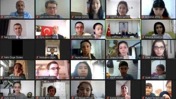 Şarköylü öğrenciler, internet Türkiyeyi tanıtıyor