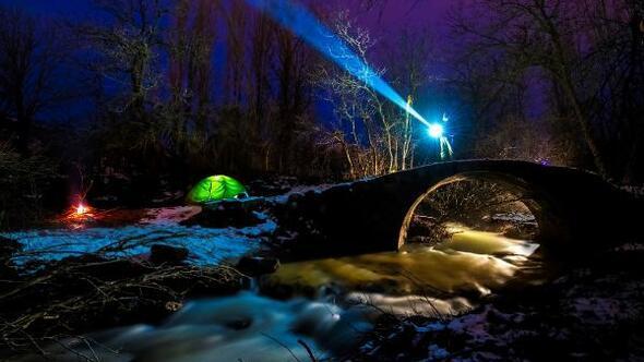 Meramda  Kış fotoğraf yarışması sonuçlandı