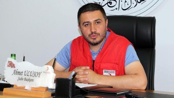 Türk Kızılay, Çankırıda ihtiyaç sahiplerinin yardımına koşuyor