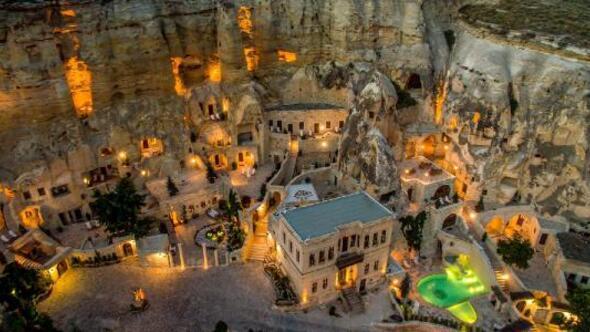 Kapadokyada Güvenli Turizm Sertifikası ilk otele verildi