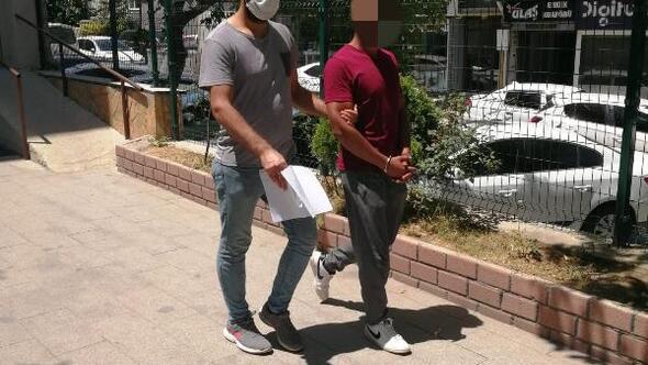Keşan'da araması olan 2 kişi tutuklandı