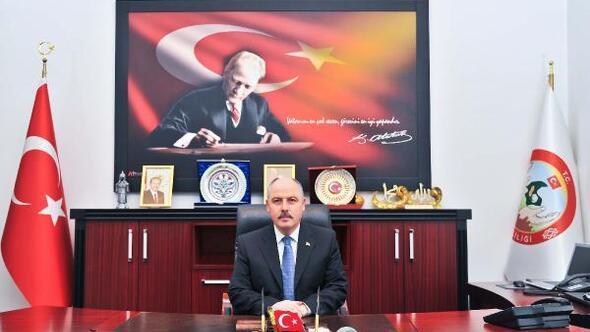 Vali Coşkundan Osmaniyelilere veda mesajı