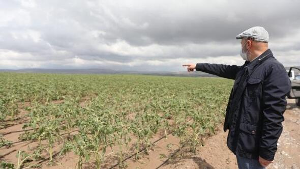 Başkan Çolakbayrakdar, yağıştan etkilenen mahallelerde incelemede bulundu