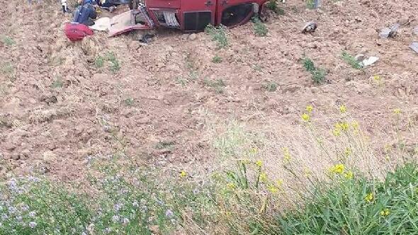 Bolvadinde kaza: 3 yaralı