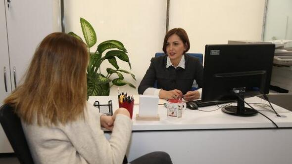 Kadınlara ücretsiz hukuki danışmanlık hizmeti
