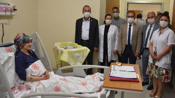 Sivasta, Kadın Doğum ve Çocuk Hastalıkları Hastanesi hizmete başladı