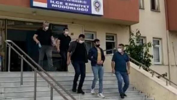 Kütahyada uyşturucu şüphelisi tutuklandı