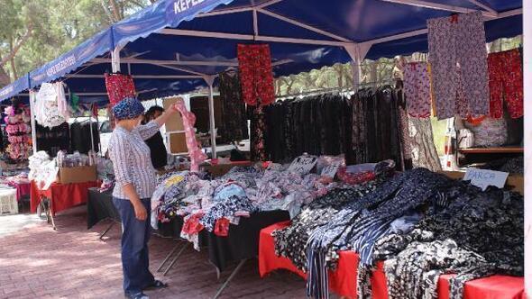 Kepeze sosyete pazarı