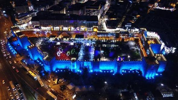 Kayseri Kalesi ve Müzesi en prestijli 40 proje arasında yer aldı