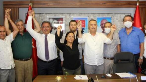 DSPden istifa edip CHPye geçtiler
