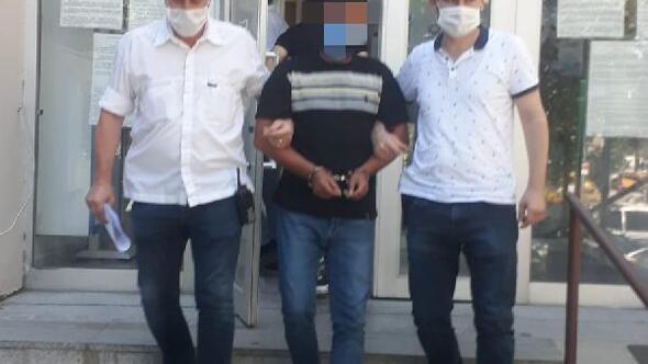 Edirnede çocuğun cinsel istismarı suçundan aranan şüpheli tutuklandı