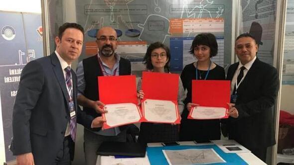 Burdurlu öğrenciler Türkiye birincisi
