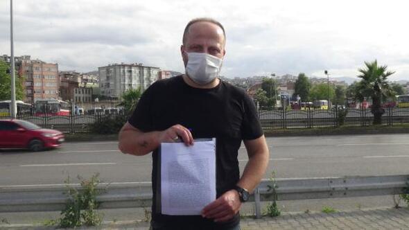 Trabzonda dolandırıcıların tuzağından son anda kurtuldu