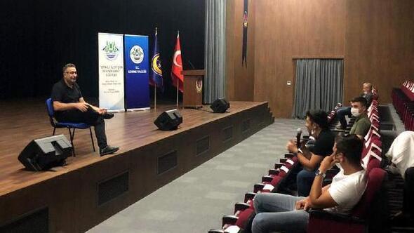 Edirne Valiliğinden kamu personeline Yeni Nesil Liderlik eğitimi