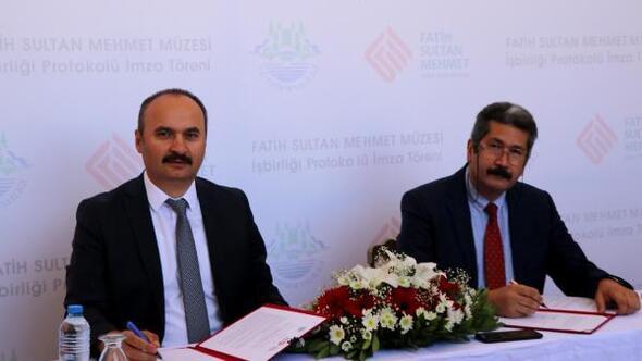 Fatih Sultan Mehmetin eğitim gördüğü medrese müze oluyor