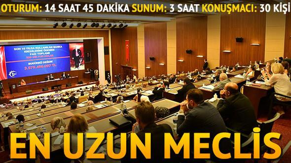 En uzun Meclis