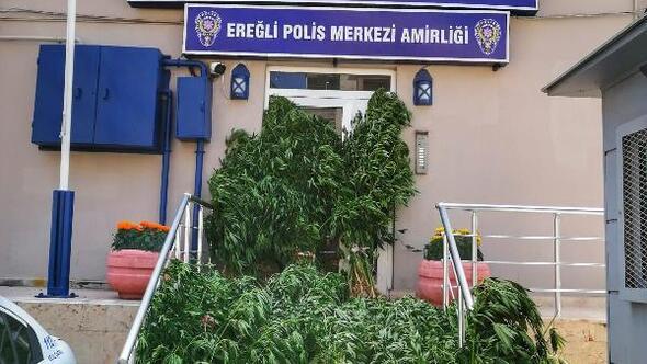 Zonguldakta uyuşturucu operasyonu: 2 gözaltı