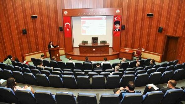 Osmaniyede kadına yönelik şiddetle mücadele toplantısı