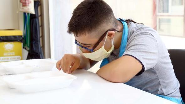 Aksaray Belediyesinden özel çocuklara kurs imkanı
