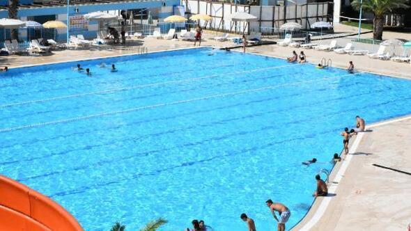 Tarsus Su Parksezonu açtı