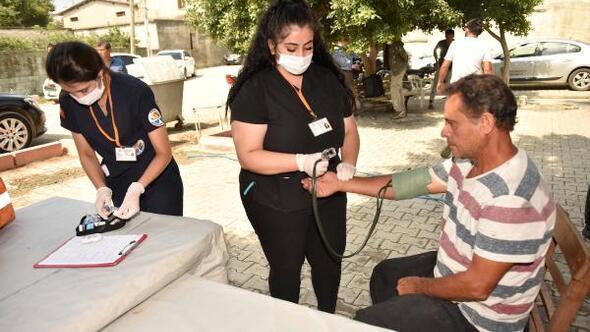 Köyünüze Derman projesi vatandaşın çok sayıda hizmeti anında almasını sağlıyor