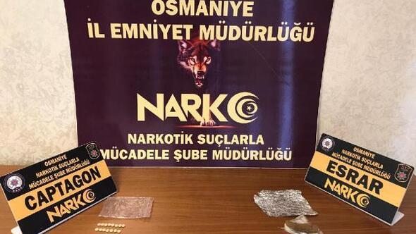Narkotik olaylarla ilgili 38 kişi yakalandı, 11i tutuklandı