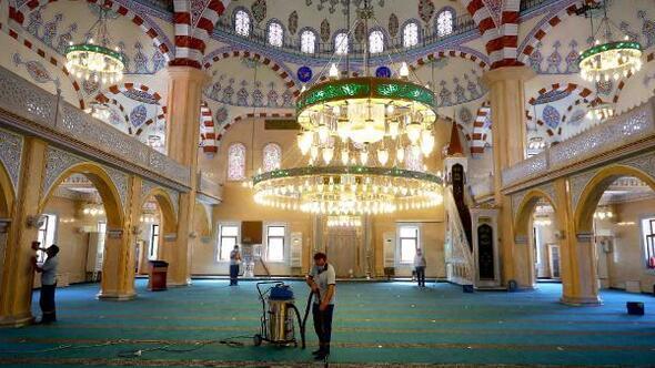 Camiler Kurban Bayramına hazır