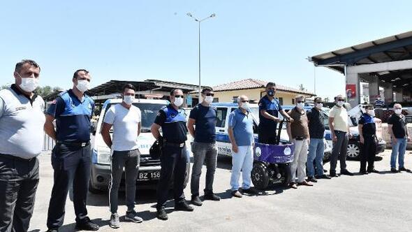 Osmangazi Belediyesi 917 personel ile bayrama hazır