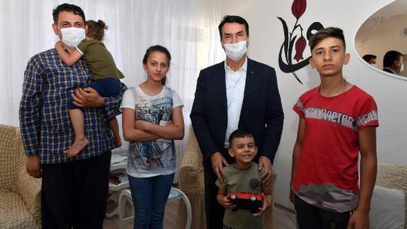 Osmangazi Belediye Başkanı Dündardan bayram ziyaretleri