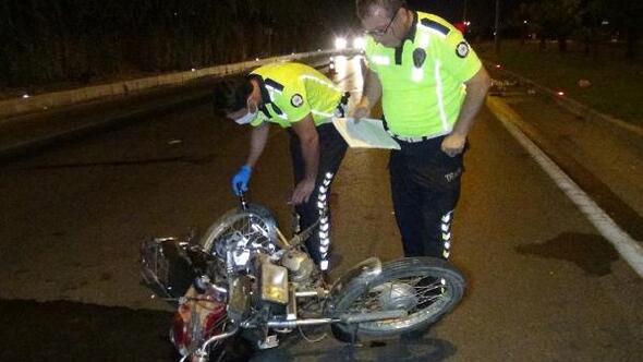 Manavgatta trafik kazası: 1 ölü