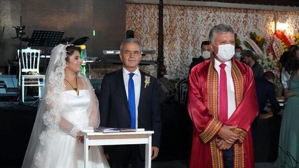 CHP Kırklareli Milletvekili Turabi Kayan evlendi