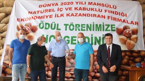 KFMİB Başkan Yardımcı Gürsoy: Fındık, ekonomimizin motoru