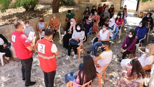 Mardinde kadınlara sosyal beceri eğitimi