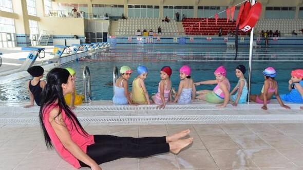 Osmaniyede yaz spor okulları başlıyor