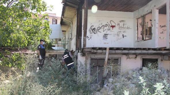 Ispartada metruk binalar kontrol edildi