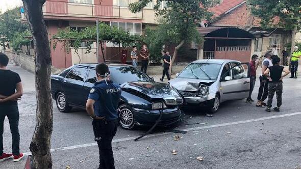 Ispartada kaza: 4 yaralı