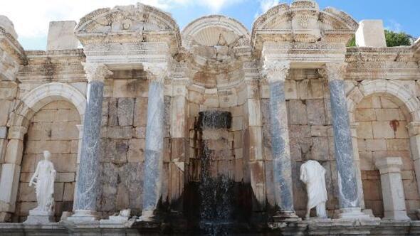 Antoninler Çeşmesi, Eşsiz Arkeolojik Eser listesinde