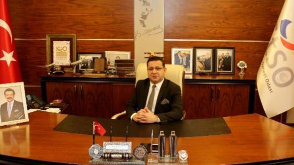 STSO Başkanı Eken: Cumhurbaşkanımızın kararnameyi imzalamasını bekliyoruz
