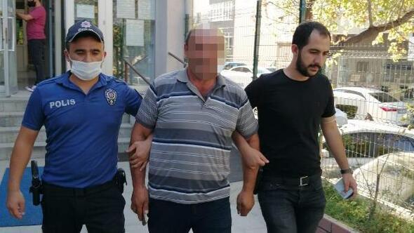 Edirnede hakkında 5 yıl hapis cezası bulunan şüpheli tutuklandı