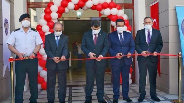 Altındağ'a yeni polis merkezi