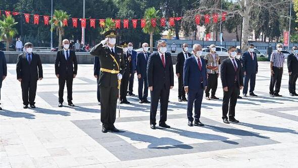 Osmaniyede 30 Ağustos Zafer Bayramı kutlandı